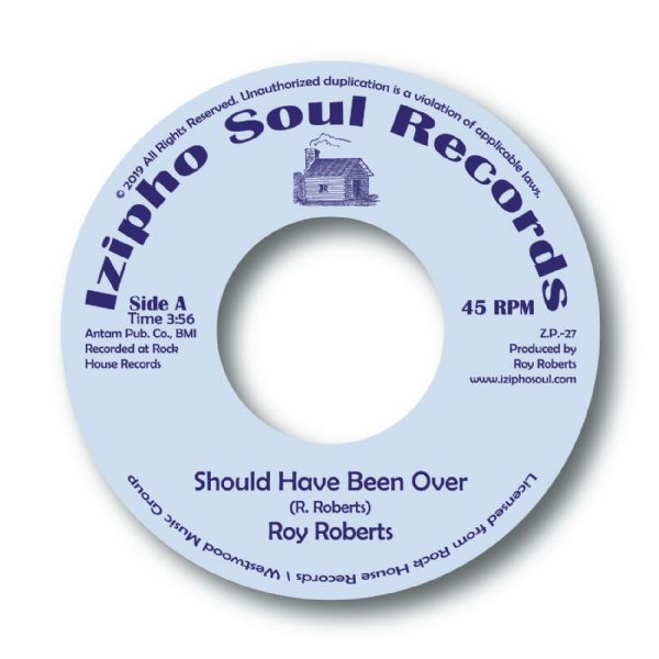 ROY ROBERTS ROCK HOUSE RECORDS DOUBLE 45